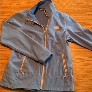 The North Face lightweight jacket, motorcycle